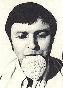 Na snímku Wolfganga Suttnera z Rihových mladších let