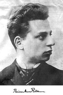 Mladý Rilke (1897)