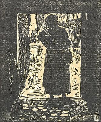 Ilustrace k její básni v Sudetendeutsche Monatshefte z roku 1940, jejíž autorkou je grafička Sella Hasseová, jako by vystihovala všechnu osudovost německého mateřství té doby
