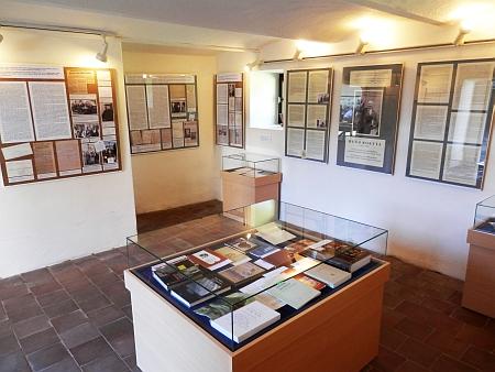 V roce 2014 byla v památníku Adalberta Stiftera uspořádána výstava, věnovaná jeho životu a dílu