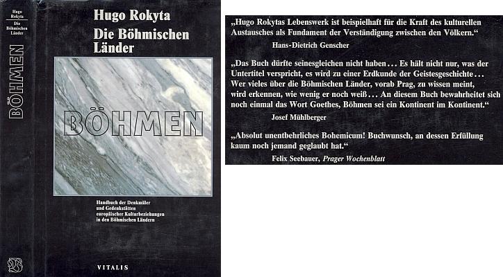 Obálka (1997) jeho knihy z pražského nakladatelstvá Vitalis