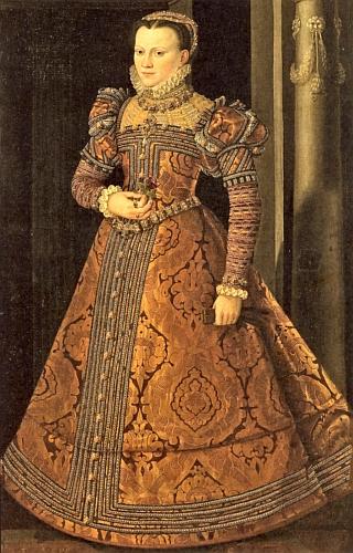 Vilémova sestra Bohunka z Rožmberka, která se roku 1556 provdala za Jana Popela mladšího zLobkowic, čímž stvrdila bratrovo politické spojenectví s majitelem Horšovského Týna