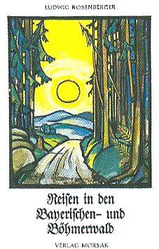 Obálka knihy vydané nakladatelstvím Morsak, Grafenau (1982, viz i Egon M. Binder)