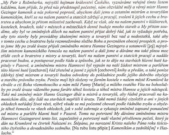 ... a český překlad, který pořídili manželé Václav a Hildegard Bokovi
