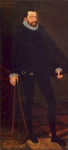 Nejznámější asi portrét posledního Rožmberka z roku 1580 je olejomalba saského malíře, jehož jméno ovšem neznáme