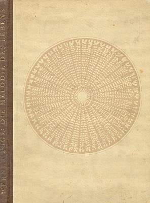 Vazba (1939) a titulní list jeho knihy, vydané v lipském nakladatelství Philipp Reclam Junior