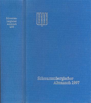 Vazba Schwarzenberského almanachu 1997 s velkou studií Betky Matsche-von Wicht o něm
