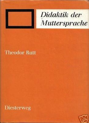 Obálka jeho knihy (1968) z nakladatelství Diesterweg