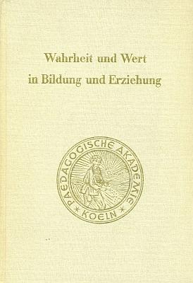 Vazba jeho knihy z roku 1955, vydané v nakladatelství Henn vRatingen