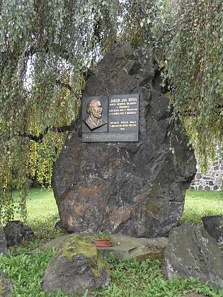 Rybův pomník v Přešticích