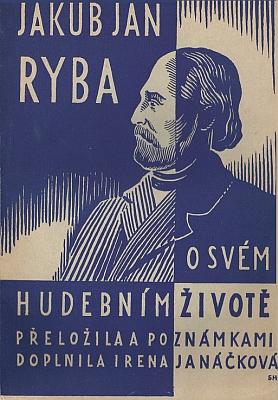 Obálka Stanislava Holečka k českému překladu jeho rukopisu (EditionČ.H.Praha,946)