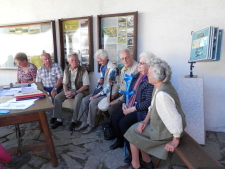 V červnu 2014 se v Horní Plané konalo setkání vysídlených obyvatel Jablonce