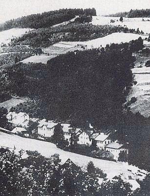 Stifterův park u Vimperka
