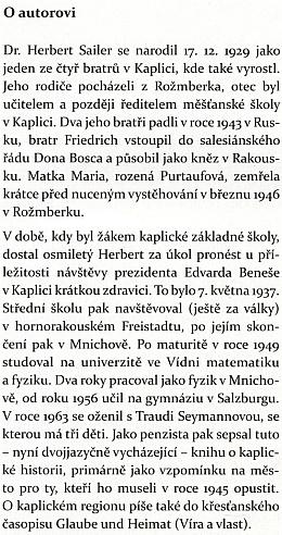 O něm na stránkách českého překladu jeho knihy
