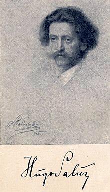 Na portrétu Maxe Švabinského...
