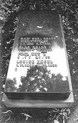 Hrob na pražských Olšanech, část obecní (za starou obřadní síní), odd. 8, č. 1