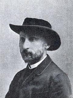 Na snímku z roku 1894