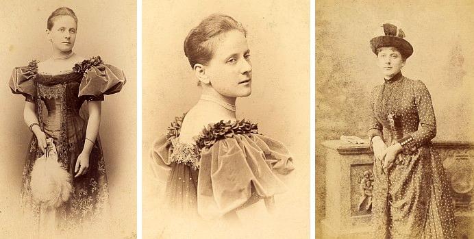 Constanze Sazymová, roz. Rosenauerová