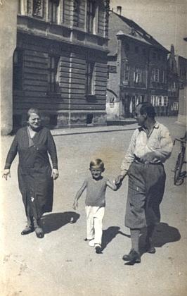 S Rudolfem a s matkou