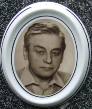 Foto z Rudolfova hrobu u sv. Otýlie
