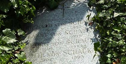 Hrob v Grinzingu