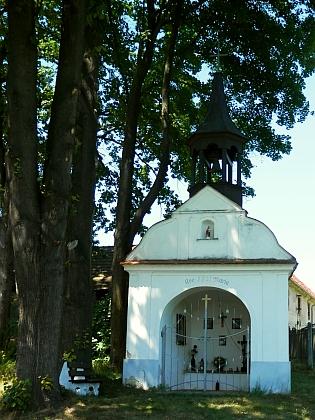 Kaple v Božejově