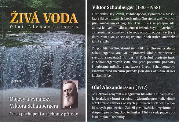 Obálka českého překladu knihy (2009)o něm a jeho díle v brněnském nakladatelství Eminent