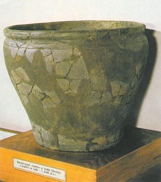 Keltské zásobnice z hradiště na Sedle ze sbírek Muzea Šumavy v Sušici