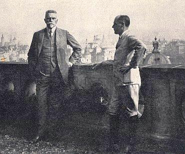 S Karlem Kramářem