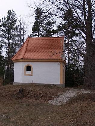 Kaple Nejsvětější Trojice u Blanska