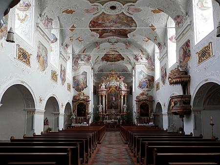 Benediktinský klášter ve Vornbachu