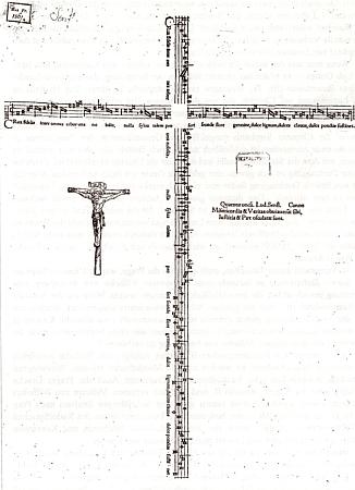 """Crux fidelis"" Ludwiga Senfla"
