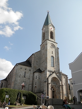 Kostel sv. Petra a Pavla ve Waldkirchen