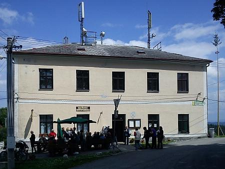 Někdejší malšínská škola