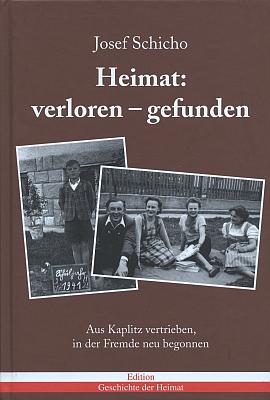 Obálka jeho knihy (2014) v nakladatelství Franze Steinmaßla (Grünbach bei Freistadt)