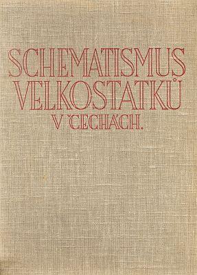 Majetek Schirdingů v Schönwaldu na stránkách soupisu z roku 1933