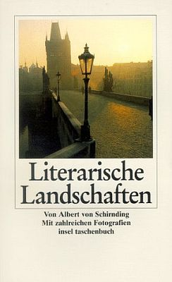Obálka (1998) jeho knihy v nakladatelství Insel