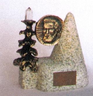 """Po něm pojmenovaná Waldschmidtova cena, udělovaná každoročně sdružením """"Waldschmidt-Verein"""""""
