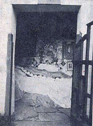 """Nad poutním kostelem cestou k Michnici bývala i kaple s """"Božím hrobem"""""""