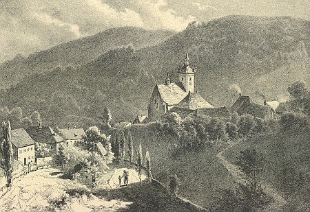 Celek starého vyobrazení Vojtěcha Brechlera
