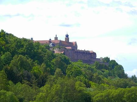 Kulmbach na snímcích z roku 2014