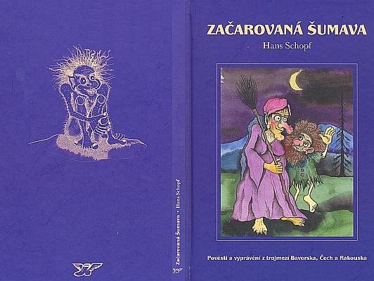 Obálka (2007) českého vydání jeho knihy v sušickém nakladatelství Radovan Rebstöck (viz i Willi Steger)