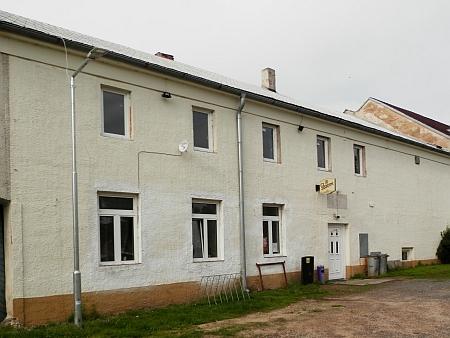 Rodný dům čp. 68 v Horním Dvořišti