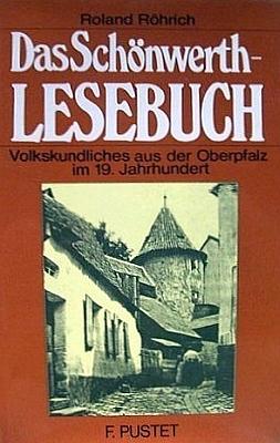 """Obálka (1981) """"Schönwerthovy čítanky"""" vnakladatelství F. Pustet"""