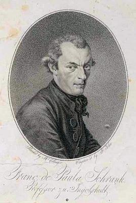 Na rytině Friedricha Johna (1769-1843) podle malby Johanna Georga Edlingera (1741-1819)