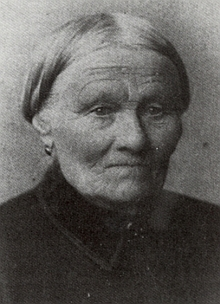 Jeho manželka Anna