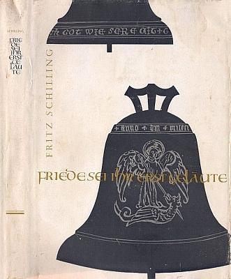 Obálka (1957) východoněmecké(!) evangelické antologie veršů a próz o zvonech, kde je zařazen i jeho text (Evangelische Verlagsanstalt, Berlín)