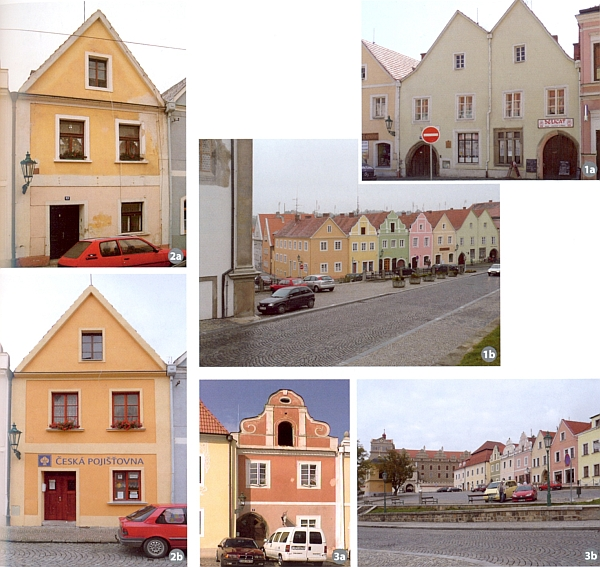 Takto pokračuje obnova starých domů v jeho rodném Horšovském Týně
