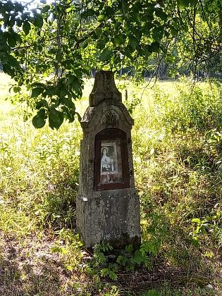 Maminka pocházela ze zaniklých Nových Chalup u Horní Sněžné, ze kterých se zachoval pouze jeden dům - čp. 11