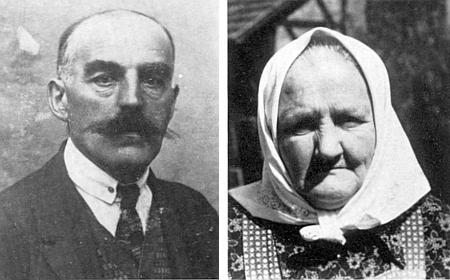 Jeho rodiče Heinrich a Emilie Schusterovi